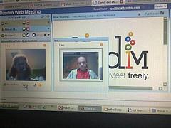 DimDim testing