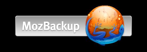 MozBackup logo by Miro Pavelka