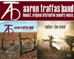 Aaron Traffas Band - Ag rock music from Kansas
